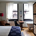 NoMad Hotel Room