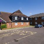 Foto de Premier Inn Ashford North
