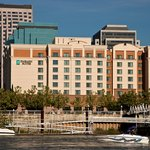 Embassy Suites Hotel Sacramento Riverfront Promenade