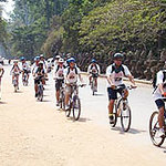 Cambodia Cycling Day Tour