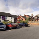 Premier Inn Blackpool Kirkham - M55, Jct3