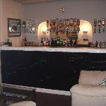  Our small but cosy and comfy bar