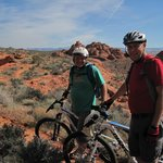 Church Rocks and Prospector Trails