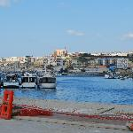 Fishing port 2 min. walk from hotel