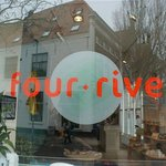 Four River Fish Spa Haarlem
