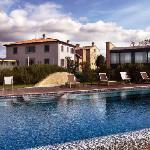 Roccafiore Resort is situated a few minutes away from Todi