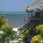 Photo de Exotic Caye Beach Resort