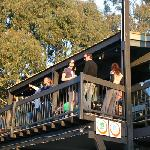 Thredbo YHA balcony