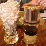  Kawa&#39;s tasty Vietnamese coffee.
