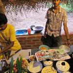 Ella Spice Garden: traditional Sri Lankese cooking class.