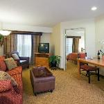 Every spacious suite features all of the comforts of home, as well as the extra amenities you ne