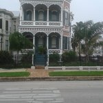 Galveston Historic Tour