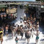  Aqua park.. foam party