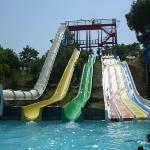  Aqua park!