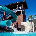 Splash Waterslide