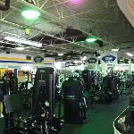 Share gym for Homewood Suites Buckhead