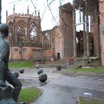  Place of Faith: Coventry Cathedrals, Coventry, UK