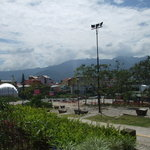 One of many great tour views of San Jose, Costa Rica