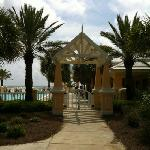 Amenities area-Oceanside