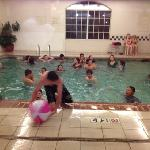 Spring Hill suites swimming pool