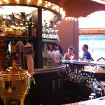 Carousel Bar