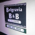 Foto de Belgravia Bed and Breakfast