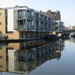 Bilde fra Staycity Serviced Apartments - Leamington Wharf Townhouses