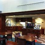 Hampton Inn & Suites Newport-Middletown resmi