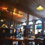 Inside GoodBean Coffee