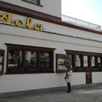  Restaurant Acla St Moritz