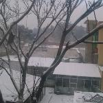 Wintery Kabul in Jan 2012