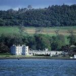  Glin Castle from Shannon River