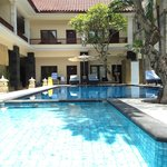 Photo de Radha Bali Hotel
