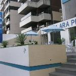 Solara´s outdoor deck