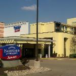 Fairfield Inn & Suites by Marriott Cincinnati North / Sharonville resmi