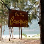  Con Dao camping