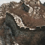 GreatWall under snow with Chinescapades