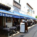 outside of Sa Barca