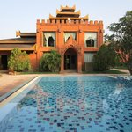 Photo de Myanmar Treasure Resort Bagan