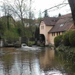 Moulin de la Walk