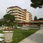  L&#39;albergo Terme Imperial