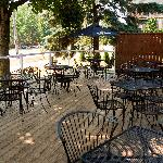 Patio / Outdoor seating