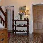 Entrance Hall - The Old Vicarage