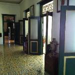 Authentic javanese interiors