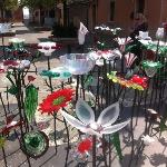 glass sculture on Murano Island