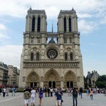 Towers of Notre-Dame Cathedral