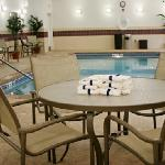 Pool and Whirlpool Area