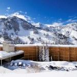Lodge at Snowbird Foto