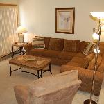  Interior living room photo
