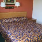 Standard king bedded room